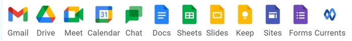 Google Workspace Reseller Icons